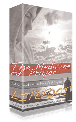 The Medicine of Prayer book-3d