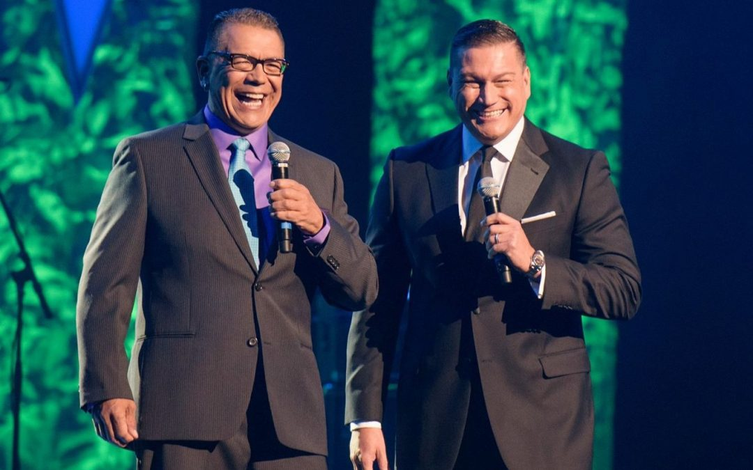 My honor and pleasure to serve as co-host of the 2015 Indigenous Music Awards!