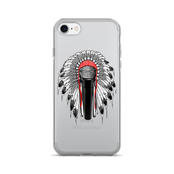 The Litefoot Logo iPhone 7/7 Plus Case