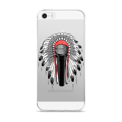 Litefoot Logo iPhone 5/5s/Se, 6/6s, 6/6s Plus Case